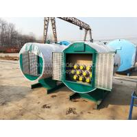 Super Durable Horizontal Electric Hot Water Boiler With Low Pressure 240-2880 Kw Manufactures