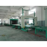 Flexible Mattress Foam Production Line With PLC Control , 50Kg / m³