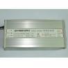 Constant Voltage 24V 400W Rainproof Power Supply 85% efficiency Aluminum Shell