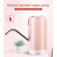 Bottled Water Dispenser Pump With 4W 5V Saving Your Power And Safety Drinking Manufactures
