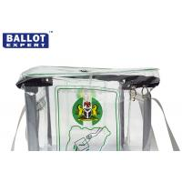 Cheap Non - Toxic Recycled Collapsible PVC Storage Bag For Ballots Tickets for sale