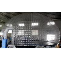 Transparent Clear Inflatable Bubble Igloo Tent For Commercial Business Manufactures