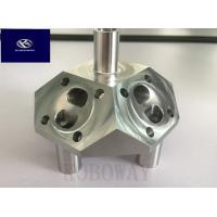 High Accuracy Metal Machining Parts Stainless Steel Machining Services OEM Available Manufactures
