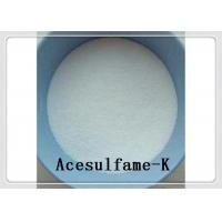55589 62 3 Artificial Food Additives Acesulfame-K Acesulfame Potassium Sweetener