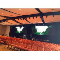 Cheap Large Electronic Signs Outdoor Rental Led Display For Stage Concerts Events CE / FCC for sale