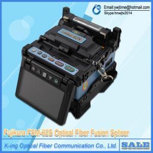 Cheap Fujikura FSM-62S Optical fiber fusion splicer for sale