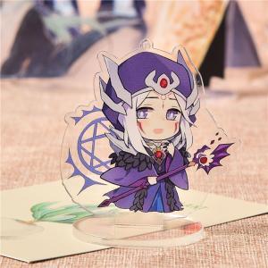 Quality Custom Acrylic Display Creative Standee Anime Photo Printed Advertising Table for sale
