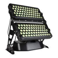High Power Outdoor 120*18W RGBAW UV 6 in 1 IP65 Rated Wall Washer LED City Color Light Manufactures