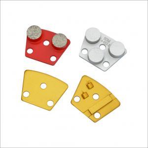 Cheap PDC Concrete Terrazzo Floor Diamond Grinding Disk 30# 50# 100# 150# 300# for sale