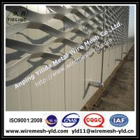 Ornamental & Decorative Expanded metal for wall cladding Manufactures