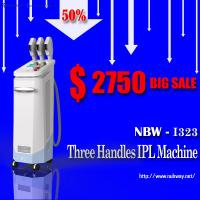 China History lowest Prices! 50% discounts off! best 3 handles IPL acne removal machine supplier on sale