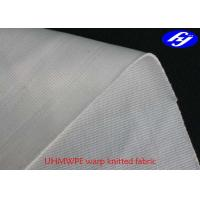 500GSM Anti Cutting 500N Anti Tearing Warp Knitted UHMWPE Fabric for dog jacket Manufactures