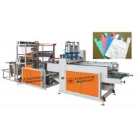 Model LC-BS 1000x4 cold cutting bag machine  with auto T-shirt puncher Manufactures