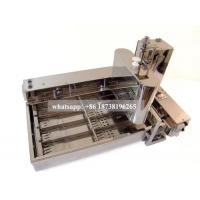 4 Rows Electric Donut Making Machine 2000w Power Manufactures