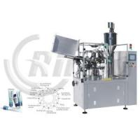 Metal Tube Filling and Sealing Machine (RNF-80Z) Manufactures