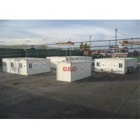 Multifunctional Modified Shipping Containers 20HC 40HC Custom Built High Strength Manufactures