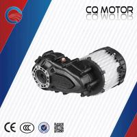 1000w motor Electric Tricycle Differential Motor Gearbox Speed Reducer 12:1 ratio Manufactures