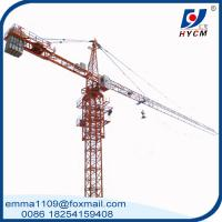 Types of Topkit Tower Cranes QTZ40(4810) 4tons With Tower Head Manufactures