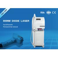 Pain Free 300W 808nm Diode Laser Hair Removal Machine Micro Cooling System Manufactures