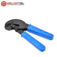 Wire Connector Crimping Tool Carbon Steel Metal MT 8307 For Wire Connector Manufactures