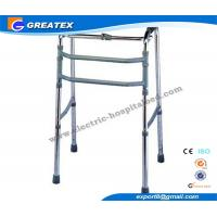 Single Release Folding Rollator Walker With Double Bars FDA CE ISO Approved Manufactures