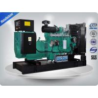 Cheap Water Cooled Cummins Diesel Generator Set Low Noise 100Kva / 80 Kw Iso9001 Certificate for sale