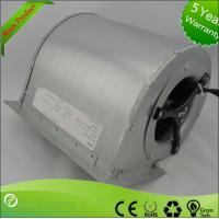 Double Inlet High Flow Forward Curved Hot Air Industrial Centrifugal Exhaust Fan Manufactures