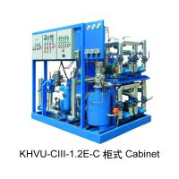 China 1000 kW - 60000 kW Heavy Fuel Oil Booster Unit for Main / Auxiliary Engine on sale