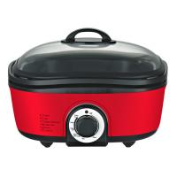 Multi-cooker EMMFC01, 12  in 1 Multi cooker, 5L non-stick coating tank, glass cover, Removable container Manufactures