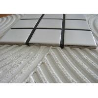 Gray Power Marble Tile Adhesive On Wall / Ground And Floor For Natural Stone Manufactures