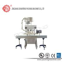 High Efficiency Liner Bottle Capping Machine For Cosmetic Industry 50 / 60HZ Manufactures