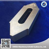 Wear Resistance Plastic Granulator Blades For Copper Cutting High Intensity Manufactures