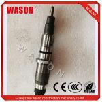 Original Excavator Injector 445120059 445120231 For Diesel Engine S6D107 Manufactures