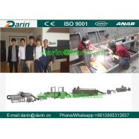 China CE Approved Corn Snacks Food Double Screw Extruding Line Manufacturer on sale