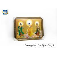 Quality Religion Picture Lenticular Image Printing, 3D Printing Service High Definition for sale