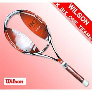 China wilson K Factour K SIX-ONE TEAM tennis racket on sale