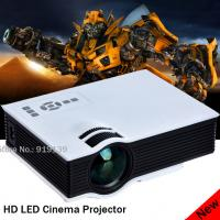 The Newest Digital Mini LED Projector With HDMI USB 3.5mm Audio Beamer Work For iPhone Manufactures