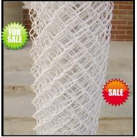 High Strength Green chain link wire fencing metal decorative wire mesh Manufactures