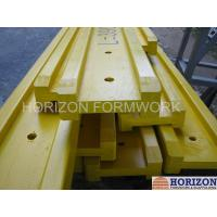 High Rigidity H20 Timber Beam , Sturdy Wood Timber Beams Building Construction Manufactures