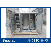 Professional 6 Doors Base Station Cabinet PEF Heat Insulation 1470×1800×900 mm Manufactures