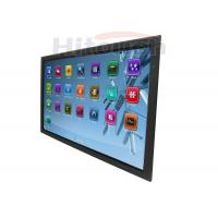 Optical Imaging Multi Touch Screen Monitor 82inch TOUCH LCD TV HT-LCD82M2 Manufactures
