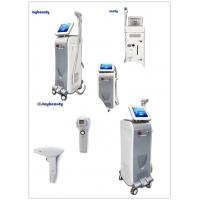 20 Million Shots 808nm Diode Laser Hair Removal Vertical Model For Clinic Manufactures
