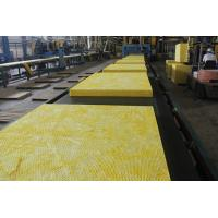 China Sound Absorption Glass Wool Blanket insulation on sale