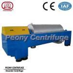 Cheap Continuous Decanter Centrifuges 3 Phase Centrifuge Oil Sludge Separator for sale