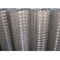 Electric Galvanized Welded Wire Mesh Woven Technique 0.3mm-5.0mm Thicknedd Manufactures