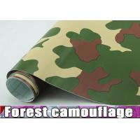 China Army Camo Camouflage Desert Car Wrap Vinyl Sticker Air Release Decal on sale