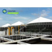 Potable Glass Lined Water Storage Tanks Excellent Aid And Alkali Resistance Manufactures