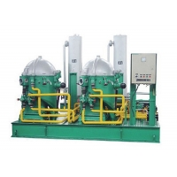 HFO Power Plant Light Fuel Oil Handling System / Centrifugal Booster Treatment Module CE Manufactures