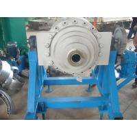 High efficient Plastic Extrusion Equipment , PVC Pipe Machine With Twin Screw Manufactures