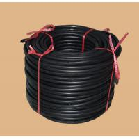 Industrial High Temp Black Flexible EPDM Rubber Hose Pipe For Stainless Steel Braided Hose Manufactures